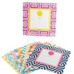 12 Days of Holiday Giving Giveaway #1: Dabney Lee Monogrammed 12 Month Calendar