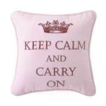 Keep Calm, Carry On and See What's New at The Well Appointed House