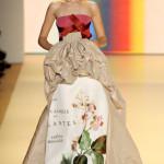 Botanical Chic: Carolina Herrera