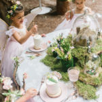 Fun Birthday For Girls: Enchanted Forest Tea Party