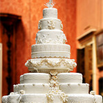 Brides, Take Note! The Royal Wedding Cake!