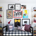 Get the Look: Coco Rocha's Cheerful and Bold Nursery