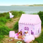 Just Marked Down! Fairy and Butterfly Play Cottages! TWO LEFT