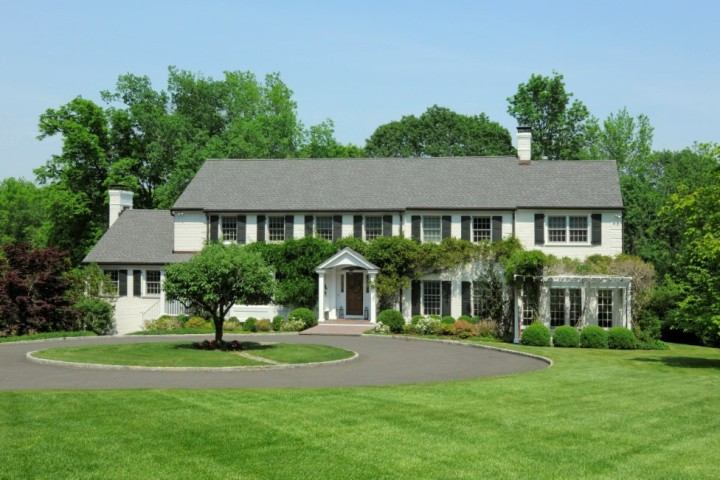 16-Greenbriar-Lane-Greenwich-CT-Real-Estate-Front