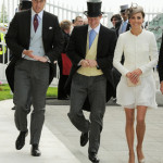Duchess Catherine (aka Kate Middleton) Hits the Epsom Derby in Style!