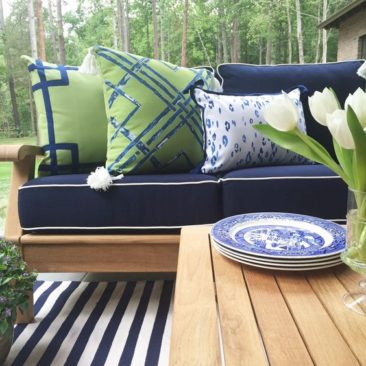 3 Easy Ways to Refresh Your Outdoor Decor