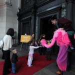 Family Fun in NYC and Greenwich, CT! Family Party at American Museum of Natural History & GO WILD in Greenwich!