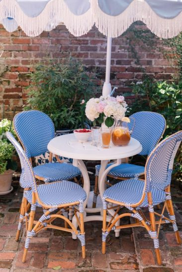 Fun French Bistro Chairs for Summer