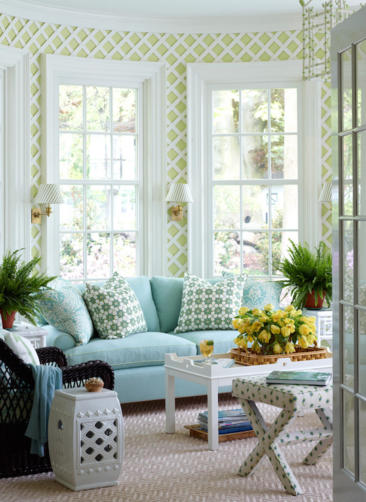 Beautiful Sunrooms and How to Get the Look