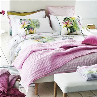 Our Favorite Designers Guild Bedding and Pillows