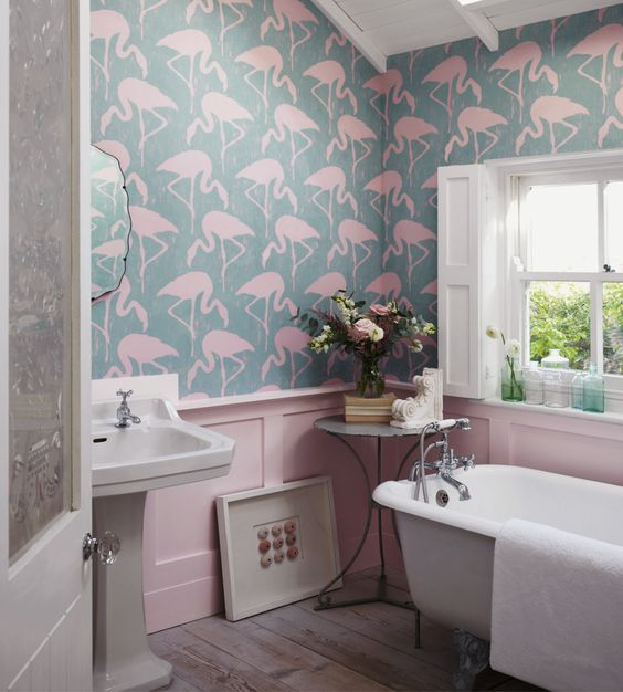Spring 2016 Decor Trend Decorating With Flamingos The
