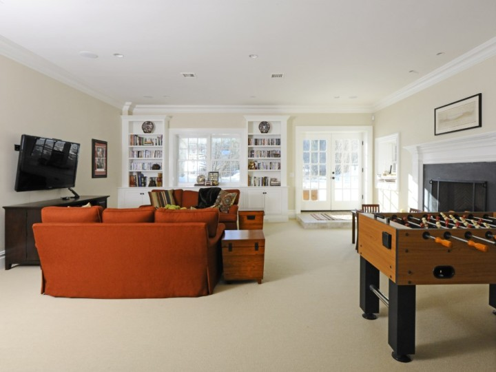 68 Birch Lane Greenwich Real Estate Sothebys Edward Mortimer - 17- game room
