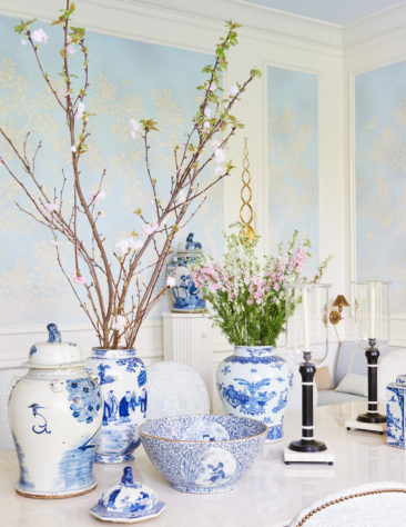 Our Favorite Blue & White Ginger Jars