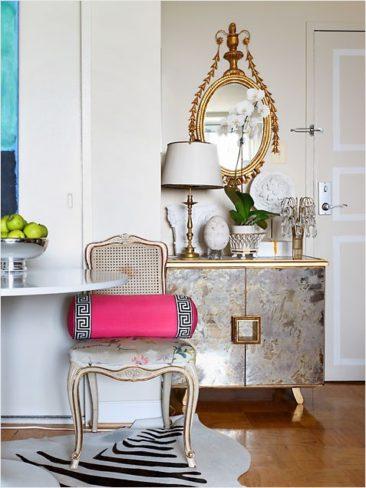 The Best Antiqued Mirror Decor