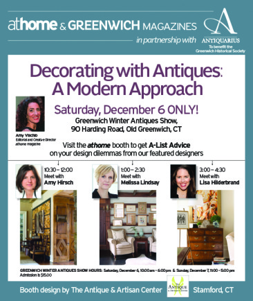 Antiquarius MMXIV: Greenwich Winter Antiques Show, Gala Preview Party and more!