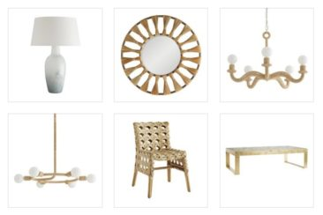 New Additions from Arteriors Home