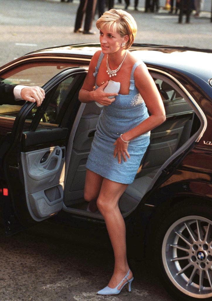 Tiaras Gowns Power Suits Princess Diana S Fashion Moments The