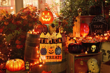Spooky or sweet: choosing a theme for Halloween decorations