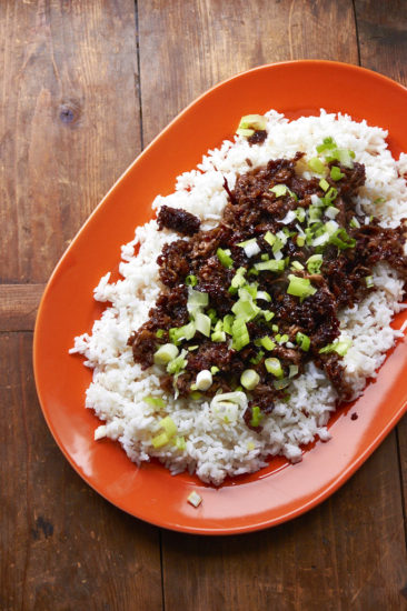 COOKING ON DEADLINE: Mongolian Beef