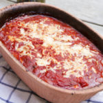 Make an eggplant Parmesan without extra breadcrumbs or oil