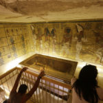 Artifacts from King Tut's tomb set for international tour