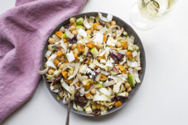 COOKING ON DEADLINE: Chopped Winter Salad