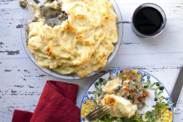 COOKING ON DEADLINE: Shepherd's Pie