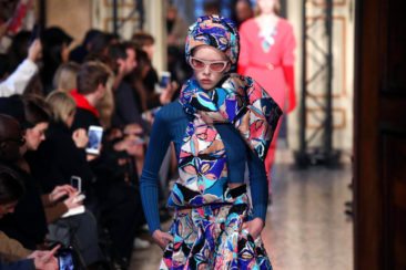 Led by Gigi Hadid, next-gen supermodels fill Milan runways