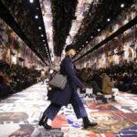 Dior's '60s flower power celebrates women's rights in Paris
