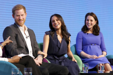 Harry, Meghan invite 2,640 folks to help celebrate wedding