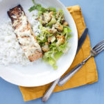 COOKING ON DEADLINE: Citrus-Marinated Salmon
