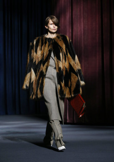 Givenchy gets gritty as Poiret is relaunched in Paris