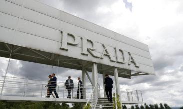 Family-run Prada grooming son to take over in future