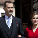 Spain's king and queen visit New Orleans for tricentennial