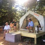 Rent a tent: Startup matches landowners with campers