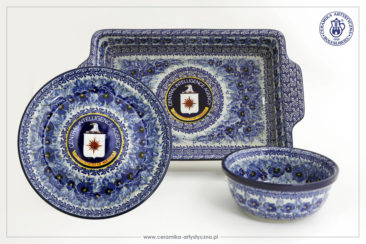 Secretly handmade for CIA: Pottery from Poland