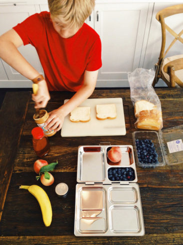 When should kids start helping in the kitchen? Now is good.