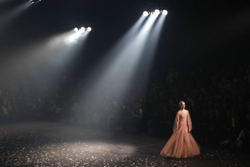 Dior and Gucci theatrically kick off Paris Fashion Week
