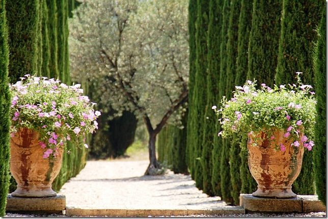 Anduze And Ceramic Garden Planters French Garden Pots