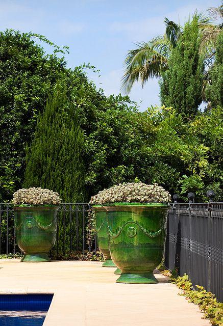 Anduze Pots Green