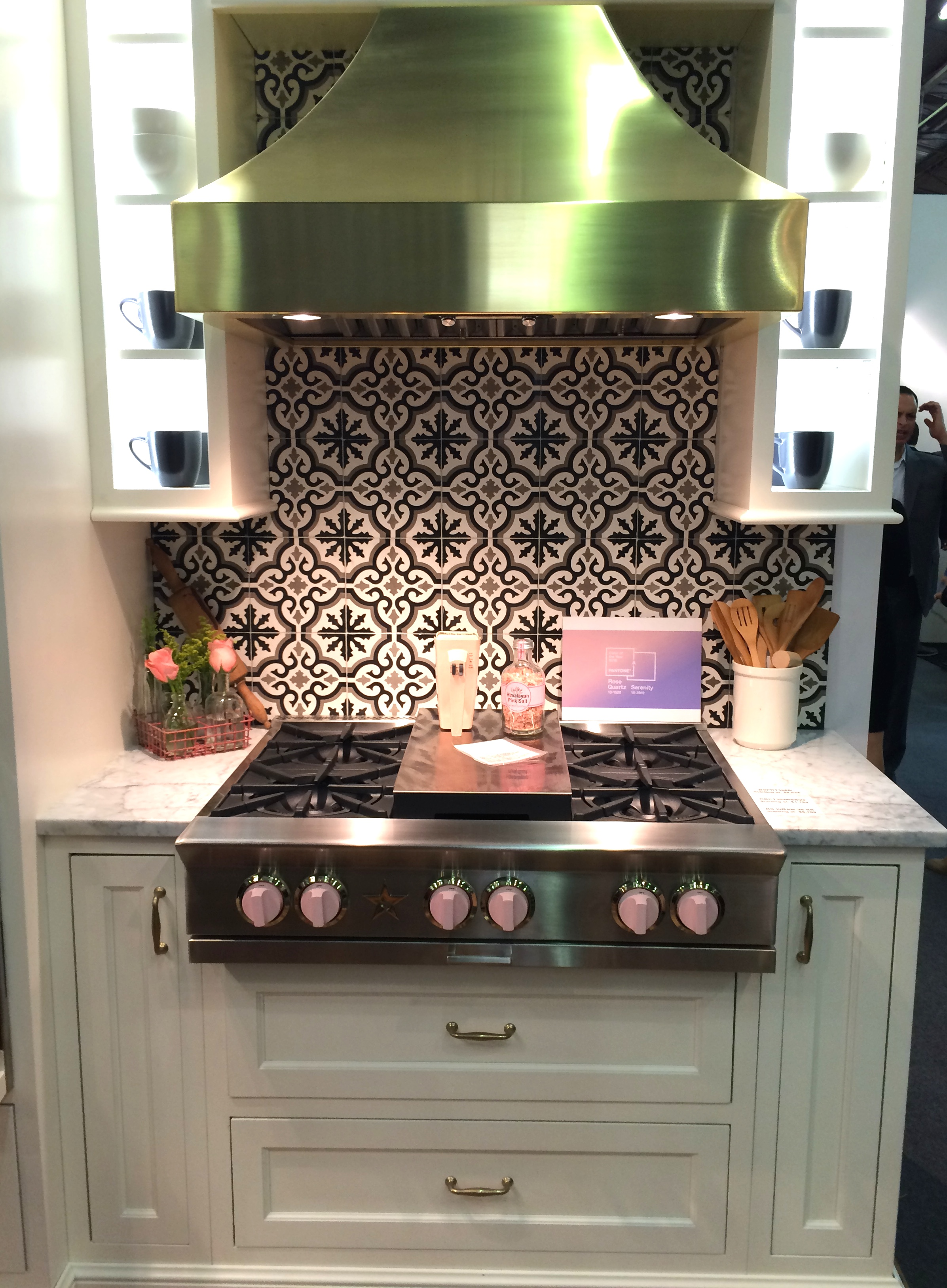 Top trends from the architectural digest show in nyc the for New trends in kitchen appliances