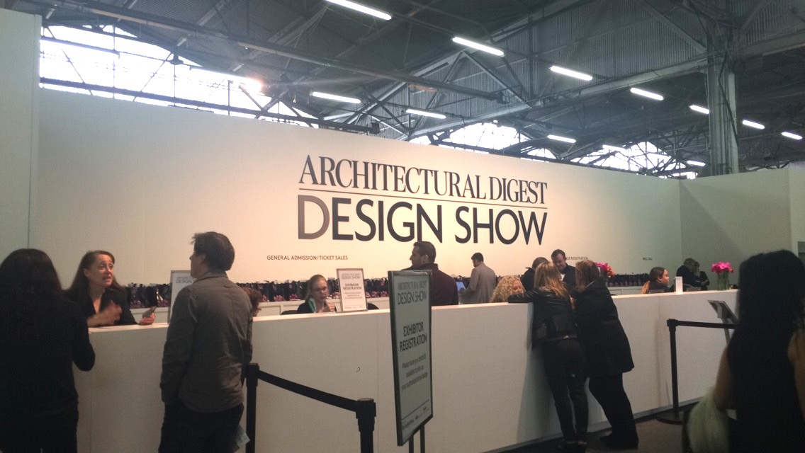 Top trends from the architectural digest show in nyc the for Architectural digest show
