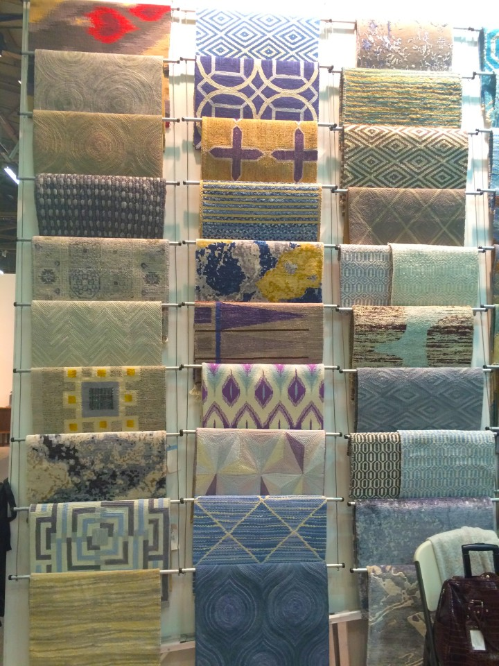 Architectural-Digest-Show-flat-weave-rugs