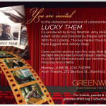 Hollywood Comes to Greenwich with the Greenwich International Film Festival: Lucky Them Screening & Photos from Restoration Hardware Launch Party in Greenwich
