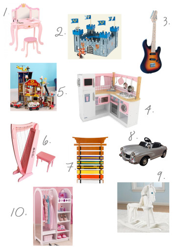Gift Guide: Awesome Gifts for Kids!