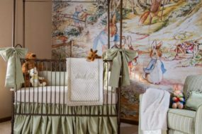 Easter Inspiration: Want a Peter Rabbit Inspired Room? Shop The Enchanted Forest Children's Collection