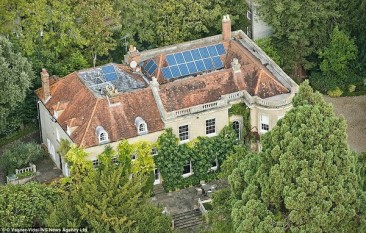 Keeping Up with the Clooneys: Tour George Clooney & Amal Alamuddin's British Country Estate!