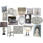 Gray Home Decor from The Well Appointed House