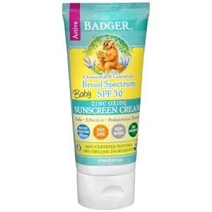 Badger Sunscreen 1