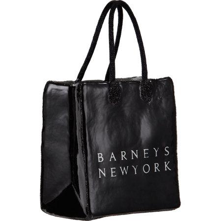 Barneys Shopping Bag Ornament